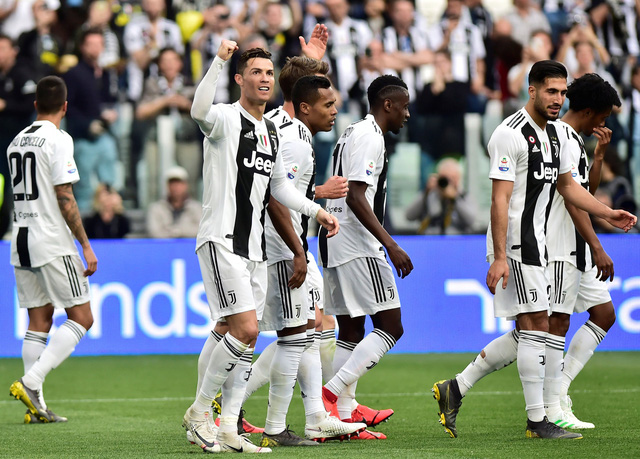 Thắng ngược Fiorentina, Juventus lần thứ 35 vô địch Serie A - Ảnh 1.