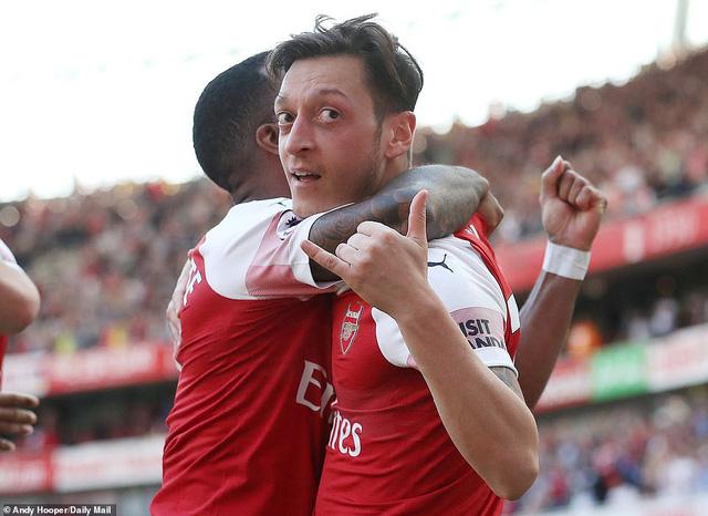 'Phơi áo' trước Crystal Palace, Arsenal gặp khó trong cuộc đua vào top 4 - Ảnh 2.