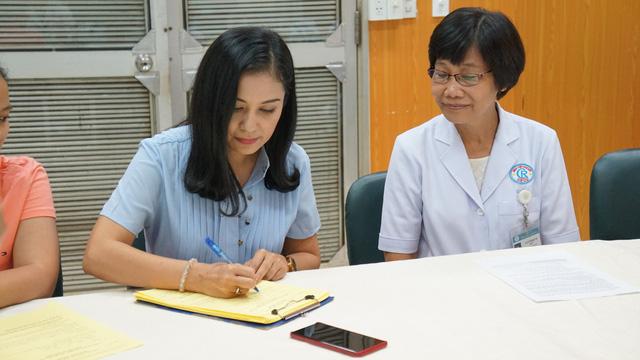 Người đẹp Tây Đô Việt Trinh đăng ký hiến tạng sau khi qua đời - Ảnh 1.