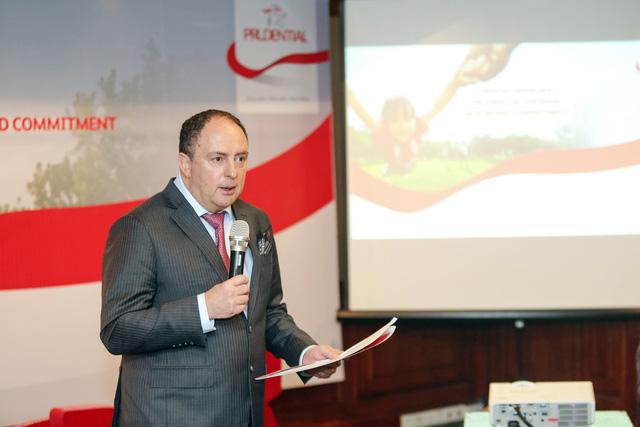 Prudential đổi nhận diện thương hiệu tại Việt Nam - Ảnh 1.