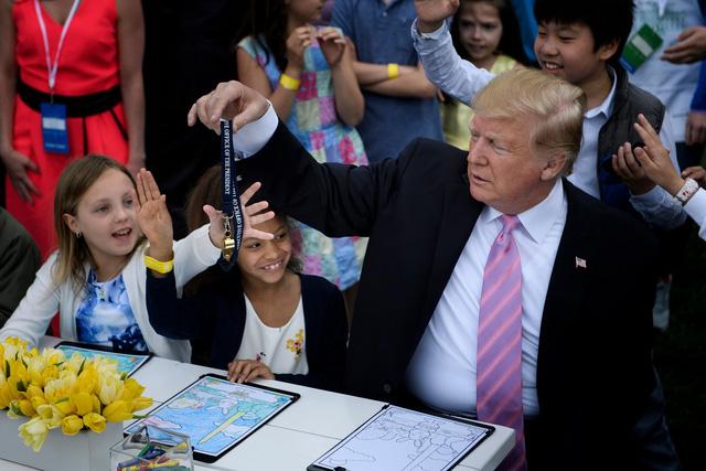 Ông Trump: Tôi chẳng phạm tội ác gì để bị luận tội - Ảnh 1.