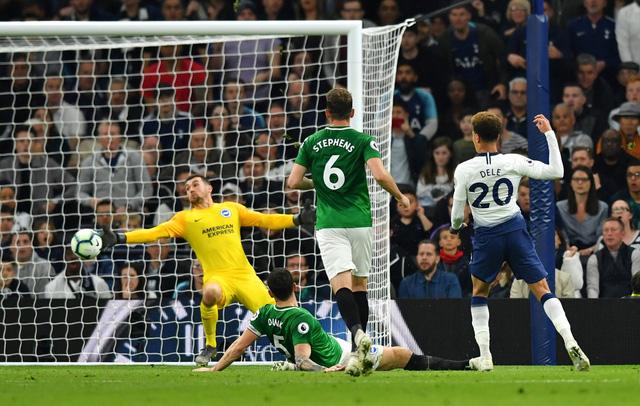 Eriksen giúp Tottenham bỏ xa M.U 6 điểm - Ảnh 1.