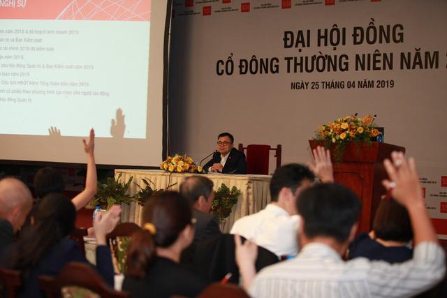 Nguyên Phó chủ nhiệm Văn phòng Chính phủ tham gia HĐQT SSI - Ảnh 1.