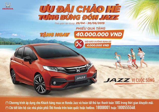 HVN triển khai chương trình Ưu đãi chào hè, tưng bừng đón Jazz - Ảnh 1.