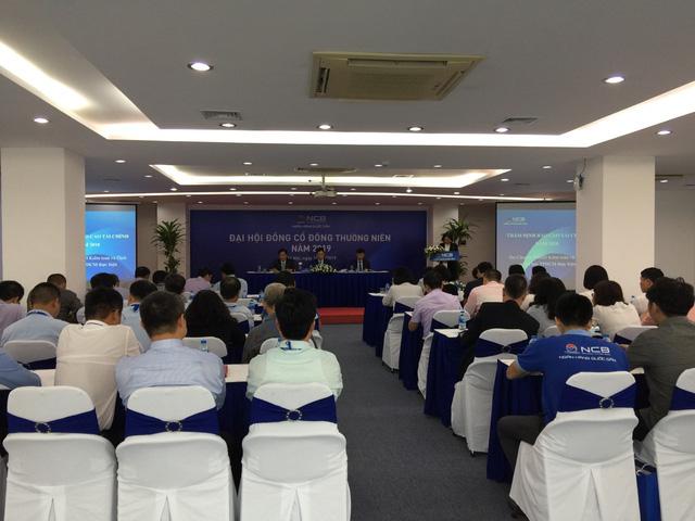 Ngân hàng NCB tổ chức thành công đại hội đồng cổ đông năm 2019 - Ảnh 1.