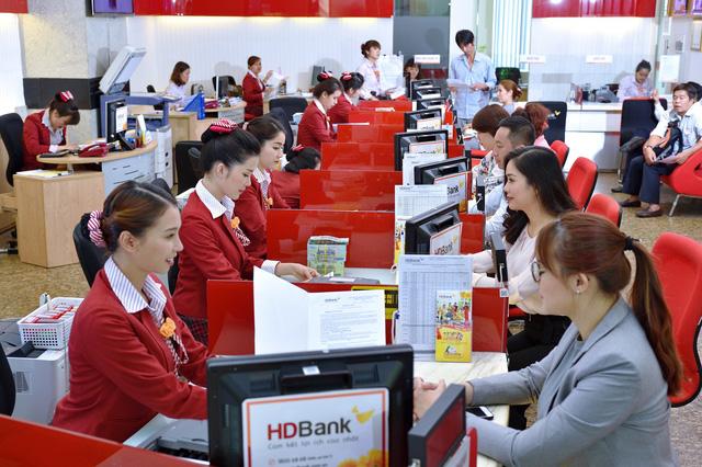 Quý I-2019, lợi nhuận trước thuế của HDBank vượt 1.100 tỉ đồng - Ảnh 1.