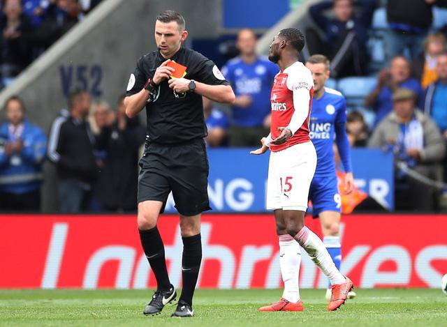 Thua trận thứ 3 liên tiếp, Arsenal gặp khó trong cuộc đua vào top 4 - Ảnh 1.