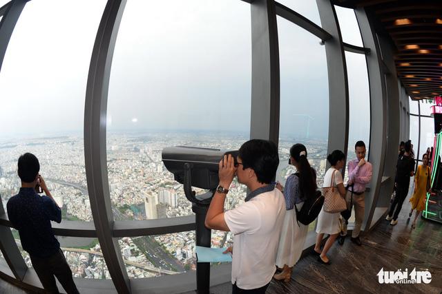 Khai trương đài quan sát trên Landmark 81 SkyView - Ảnh 2.