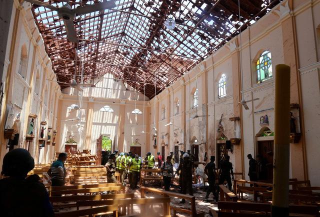 Sri Lanka đã bắt và diệt phần lớn phần tử khủng bố lễ Phục sinh - Ảnh 2.