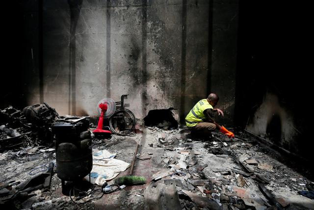 Sri Lanka đã bắt và diệt phần lớn phần tử khủng bố lễ Phục sinh - Ảnh 1.