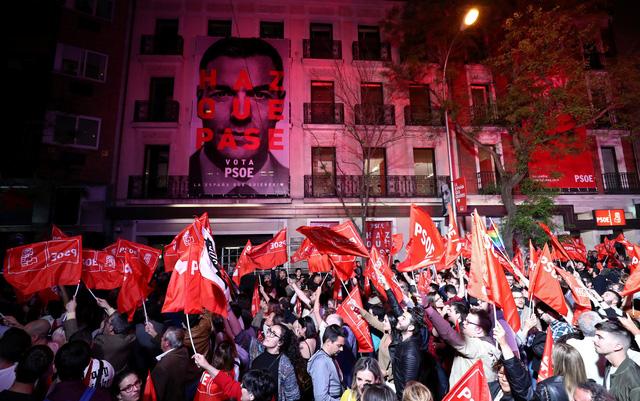 Bầu cử sớm ở Tây Ban Nha: lần đầu có chính phủ liên minh - Ảnh 3.