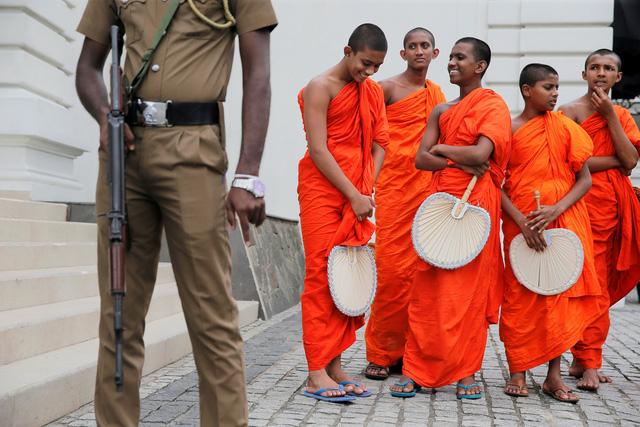 Đến lượt chùa Phật ở Sri Lanka sẽ bị tấn công khủng bố? - Ảnh 1.