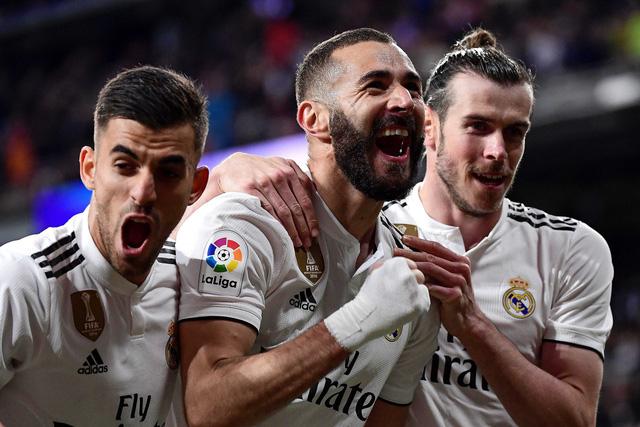 Bóng đá châu Âu: Sôi động những cuộc đua vô địch - Ảnh 1.