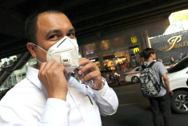 Thái Lan trang bị khẩu trang cho đại biểu hội nghị ASEAN - Ảnh 1.