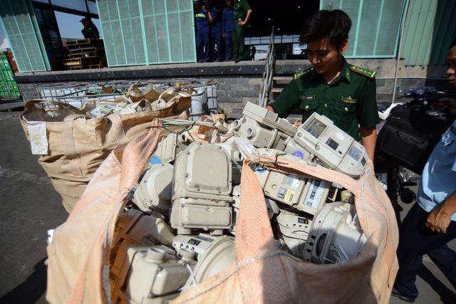 Siết chặt nhập nguồn phế thải nhựa vô tội vạ - Ảnh 1.