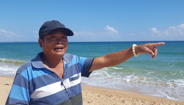 Chủ quán nhậu 9 lần mua rùa, vích loại lớn thả về biển - Ảnh 2.