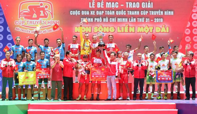 Javier đoạt áo vàng Cúp Truyền hình TP.HCM - Ảnh 2.