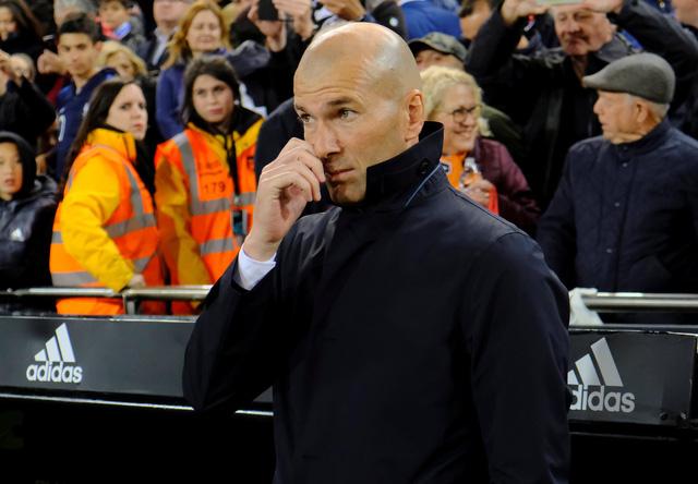 Real Madrid thua trận đầu tiên sau khi Zidane trở lại - Ảnh 3.