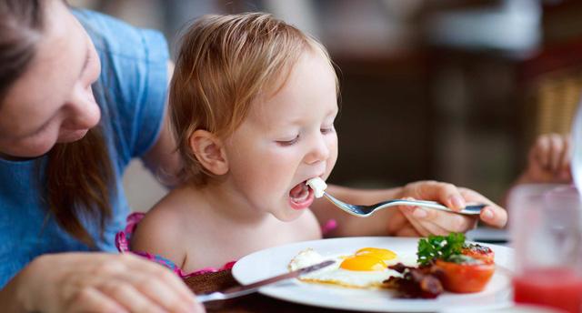 Dị ứng trứng ở trẻ nhỏ - Ảnh 1.