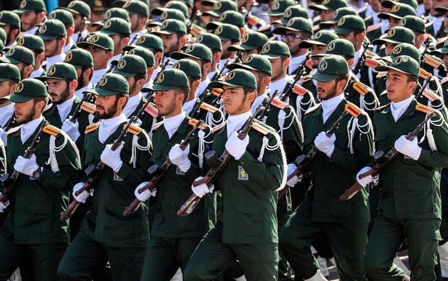 Mỹ tuyên bố Vệ binh Cách mạng Hồi giáo Iran là khủng bố - Ảnh 1.