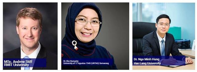 500 nhà khoa học quy tụ tại Hội thảo của ĐH Văn Lang - Ảnh 5.