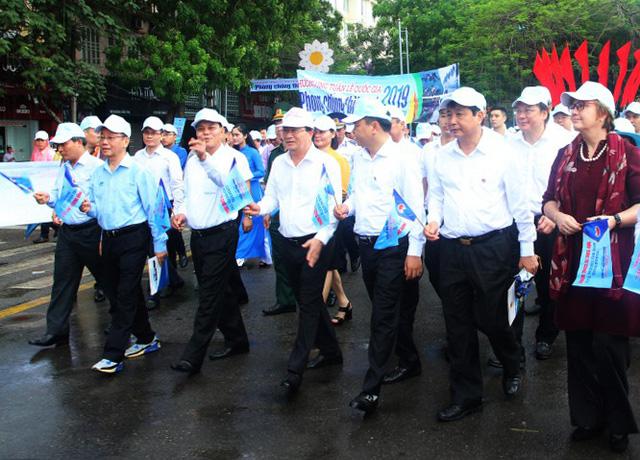 Phát động tuần lễ quốc gia phòng, chống thiên tai năm 2019 - Ảnh 2.