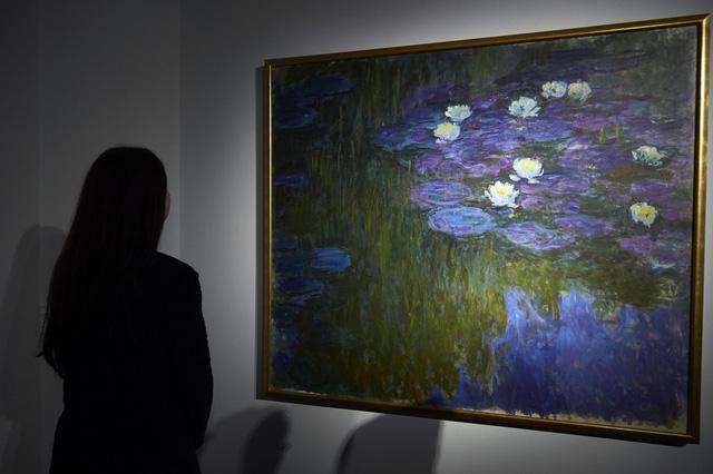 Tranh Monet được bán với giá kỷ lục 110,7 triệu USD - Ảnh 3.
