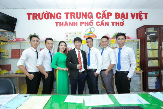 Trường Cao đẳng Đại Việt Sài Gòn (tại Cần Thơ) xét tuyển Cao Đẳng - Trung cấp chính quy năm 2019 - Ảnh 1.