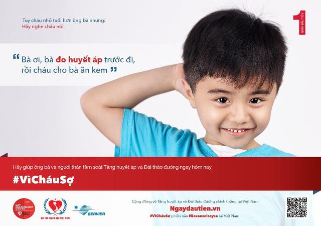 Chương trình 'Tầm soát tăng huyết áp miễn phí' - Ảnh 1.