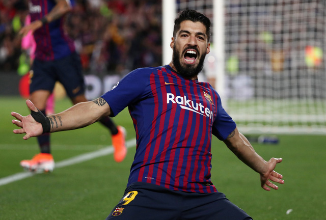Messi rực sáng, Barcelona đè bẹp Liverpool 3-0 tại Nou Camp - Ảnh 1.