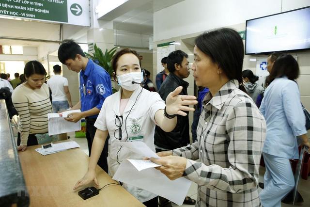 Hà Nội bắt đầu tăng giá dịch vụ y tế từ ngày 1-5 - Ảnh 1.