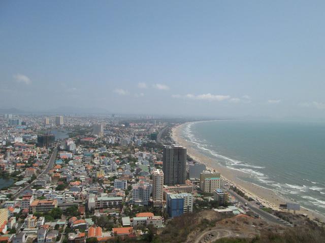 Điều chỉnh quy hoạch chung thành phố Vũng Tàu - Ảnh 1.