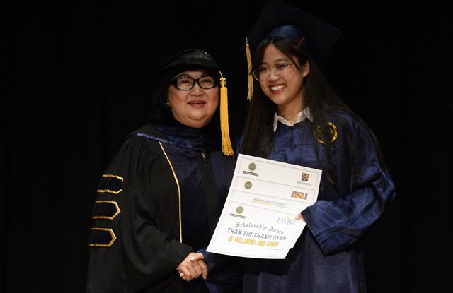 Động lực và cảm hứng học tập ở Trường Quốc tế APU - Ảnh 3.