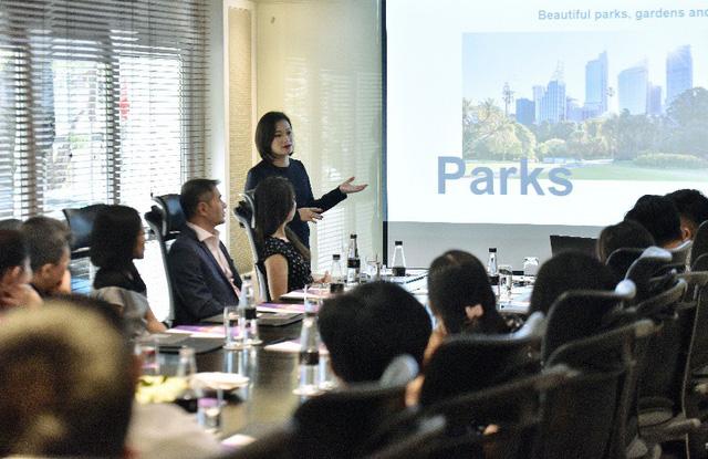 Verity Law tổ chức hội thảo tư vấn đầu tư định cư Úc - Ảnh 2.