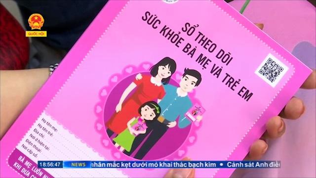 Chặng đường VIMOS cùng Sổ theo dõi sức khỏe bà mẹ trẻ em - Ảnh 7.