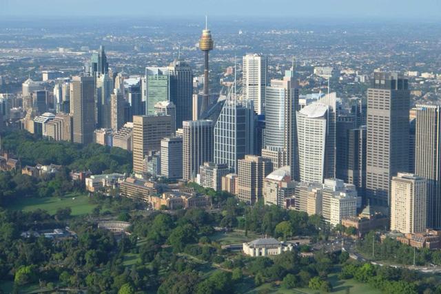 Triển vọng sáng sủa của thị trường bất động sản ở Australia - Ảnh 1.