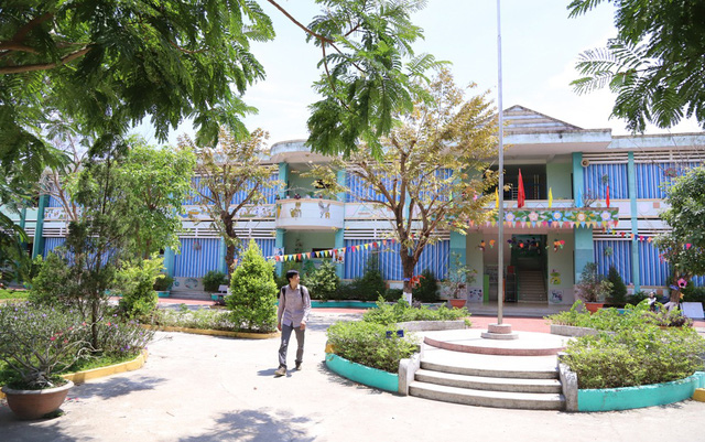 Trường mẫu giáo mang tên người kỹ sư trẻ Lê Công Anh Đức - Ảnh 1.