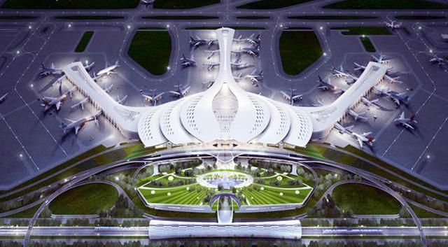 Công bố điều chỉnh địa giới hành chính cho dự án sân bay Long Thành - Ảnh 1.