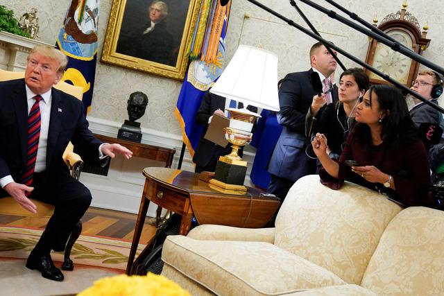 Ông Trump sau điện đàm: Ông Putin không tính việc can thiệp vào Venezuela - Ảnh 1.