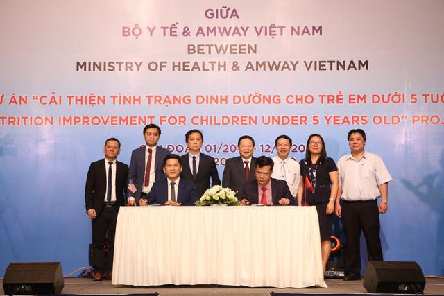 85.362 trẻ tại Nghệ An, Hà Giang sẽ được cải thiện dinh dưỡng - Ảnh 1.