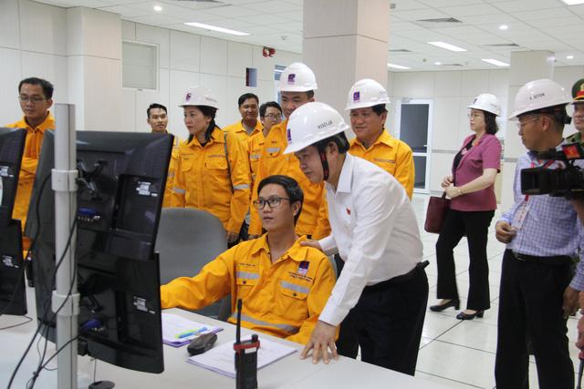Công tác phối hợp bảo đảm an ninh an toàn công trình khí - Ảnh 1.
