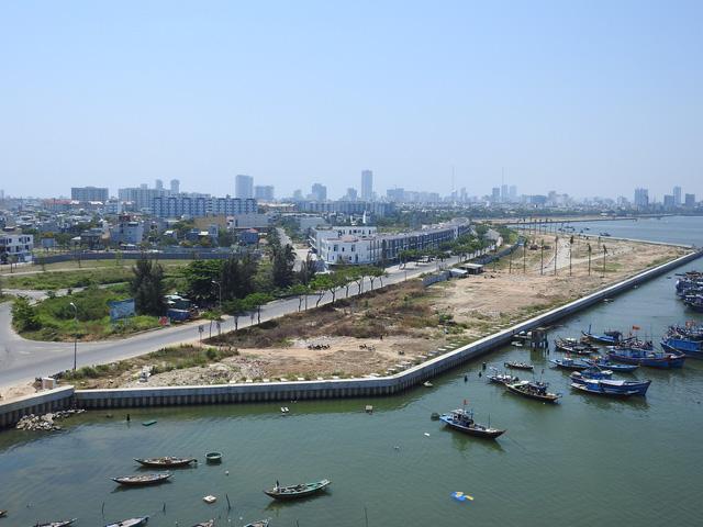 Đà Nẵng nóng với phản biện khoa học dự án lấn sông Hàn - Ảnh 1.