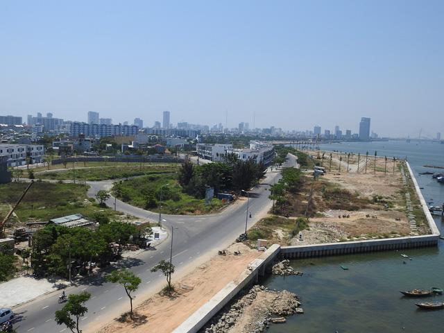 Đà Nẵng, nóng chuyện phản biện dự án lấn sông Hàn - Ảnh 3.
