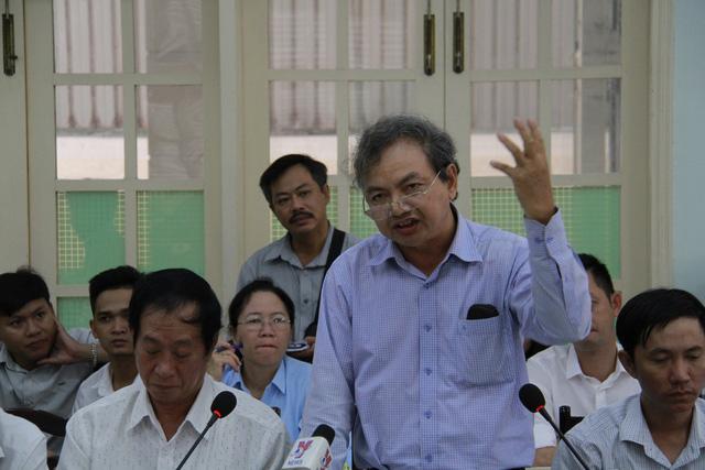 Đà Nẵng nóng với phản biện khoa học dự án lấn sông Hàn - Ảnh 2.