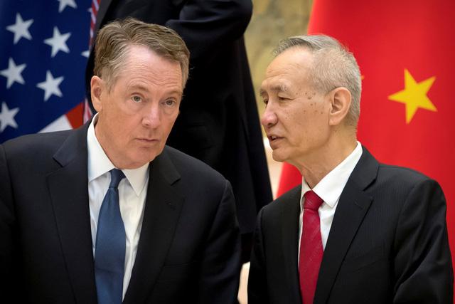 Mỹ tăng áp thuế lên hàng hóa Trung Quốc vì Bắc Kinh không giữ lời? - Ảnh 1.