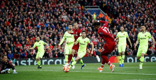 Ngược dòng không tưởng, Liverpool loại Barcelona vào chung kết Champions League - Ảnh 1.