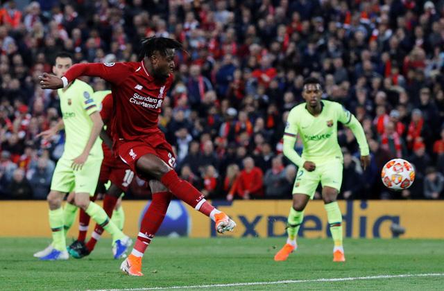 Ngược dòng không tưởng, Liverpool loại Barcelona vào chung kết Champions League - Ảnh 4.