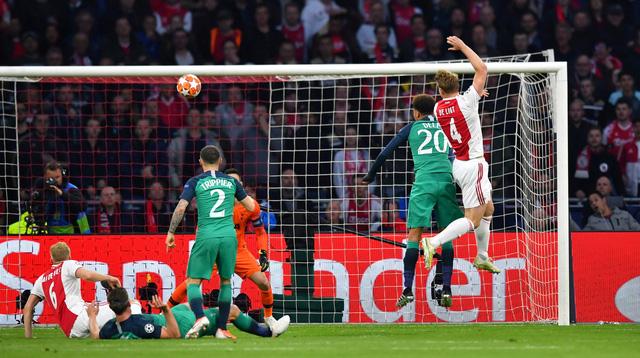 Moura lập hat-trick, Tottenham giật vé vào chung kết ở phút 90+6 - Ảnh 1.