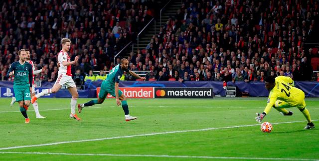 Moura lập hat-trick, Tottenham giật vé vào chung kết ở phút 90+6 - Ảnh 3.