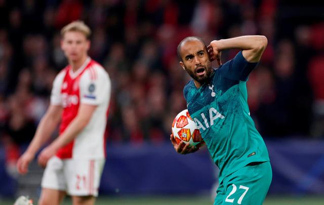 Moura lập hat-trick, Tottenham giật vé vào chung kết ở phút 90+6 - Ảnh 4.